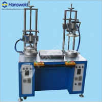 PVC & PET Cylinder Tube Edge Curling Machine
