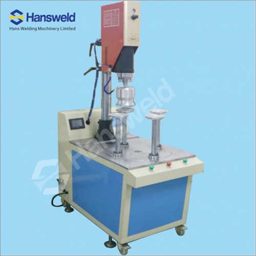 Cylinder Tube Bottom Lid Sealing Machine