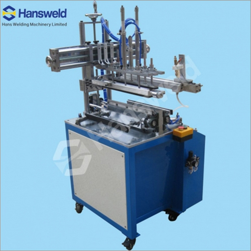 Semi-Cylinder Tube Forming Machine