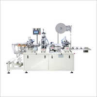 Servo Driven Lid Forming Machine