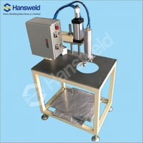 PVC Cylinder Edge Cutting Machine