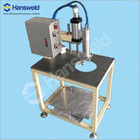 PVC Cylinder Edge Cutting Machine