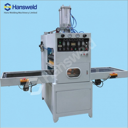 HF PVC Plastic Folding Box Making Machine