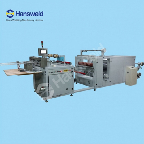 PVC Sheet Flattening Cutting Machine
