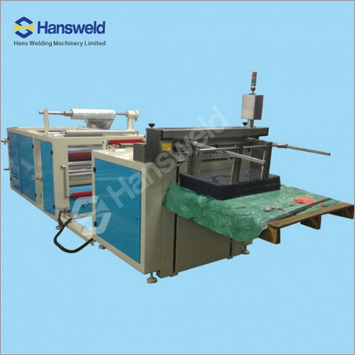 Automatic Plastic PVC Sheet Cutting Machine