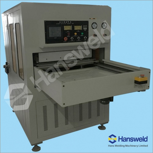 Soft Creased Line Box HF Soft Creasing Die Cutting Machine