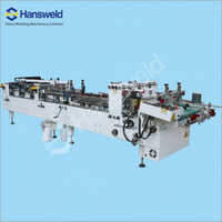 Folding Gluing Machine