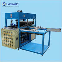 Auto PVC Blister Vacuum Froming Machine