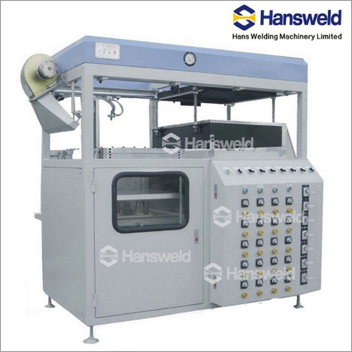 PVC PET Blister Vacuum Forming Machine