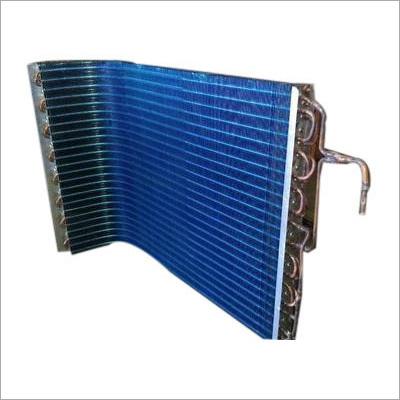 Curvature Coil Blue Fins