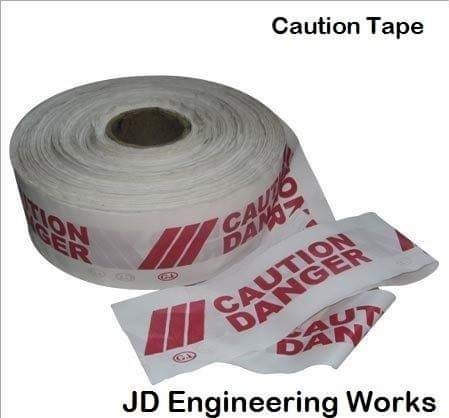 CAUTION DANGER TAPE