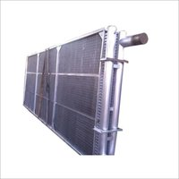 Finned  Chilled Water Coil