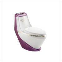 AW-L-004 Washdown One Piece Toilet