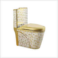AW-L-005 Washdown Siphonic One Piece Toilet