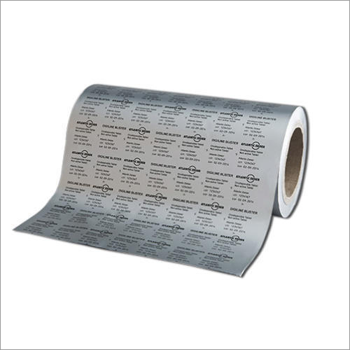 Pharma Aluminum Blister Foil
