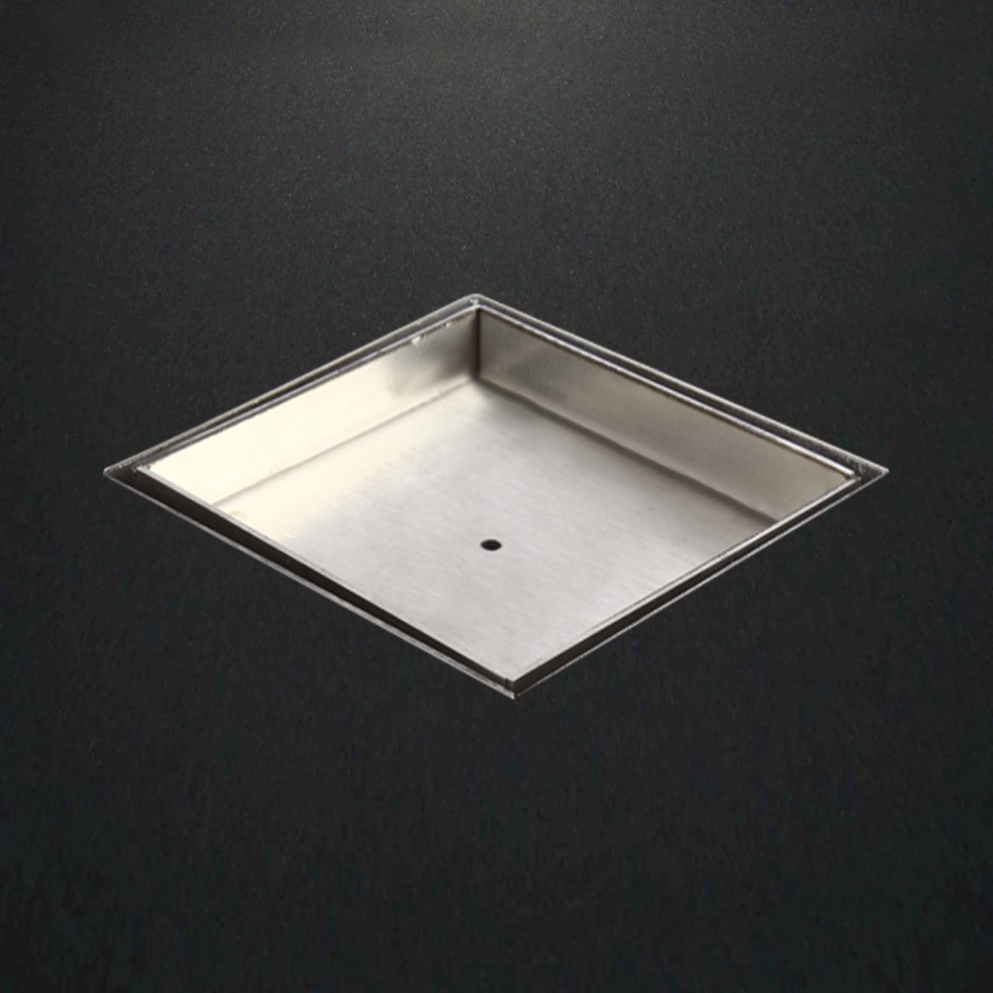 Square Straight Coler Tile Drain