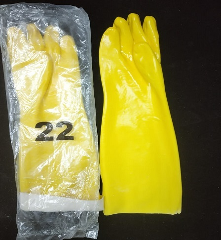 22 Inch Supported Hand Gloves