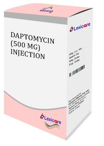 Daptomycin Injection 500mg