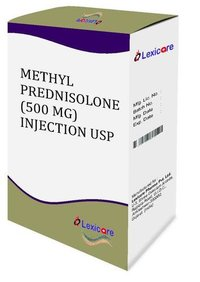 Methyl Prednisolone Injection