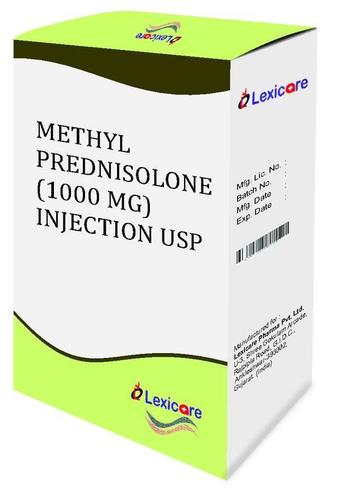 Methyl Prednisolone Injection 1000mg