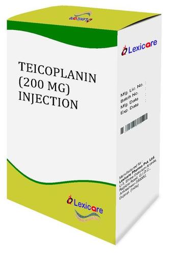 Telcoplanin 200mg Injection