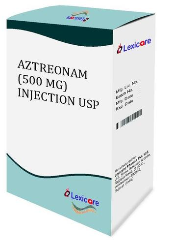Aztreonam 500mg Injection