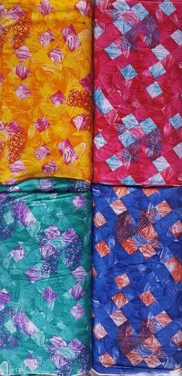 12 KG RAYON FABRIC