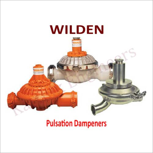 Pulsation Dampeners Pump