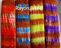 PRINT RAYON SHAWL FABRIC