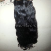 Straight Human Virgin Cuticle Aligned Indian Hair Extensions