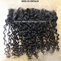 Full Lace Human Virgin Cuticle Aligned Indian Hair Extensions