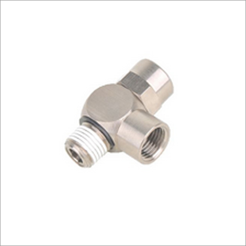 QKF Threaded Quick Connector