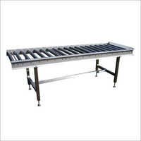 Manual Gravity Roller Conveyor