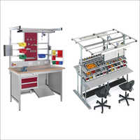 Aluminum Extrusion Worktable Workstation