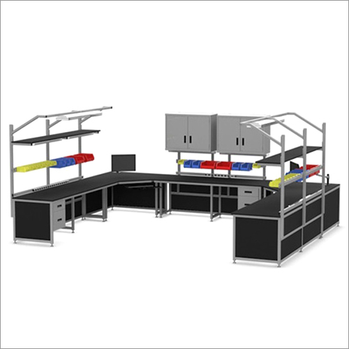 Modular Assembly Workstation