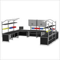 Modular Assembly Workstation