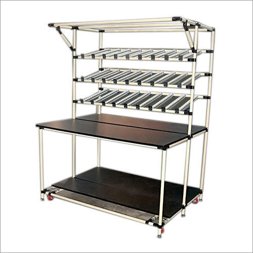 Metal Joint Abs Pipe Workstation
