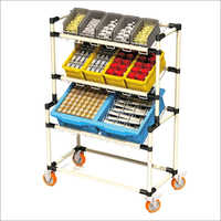 Pipe Joint Rack