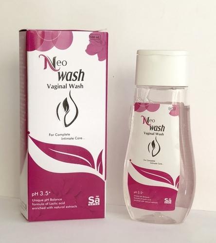 Neo Wash Vaginal Wash