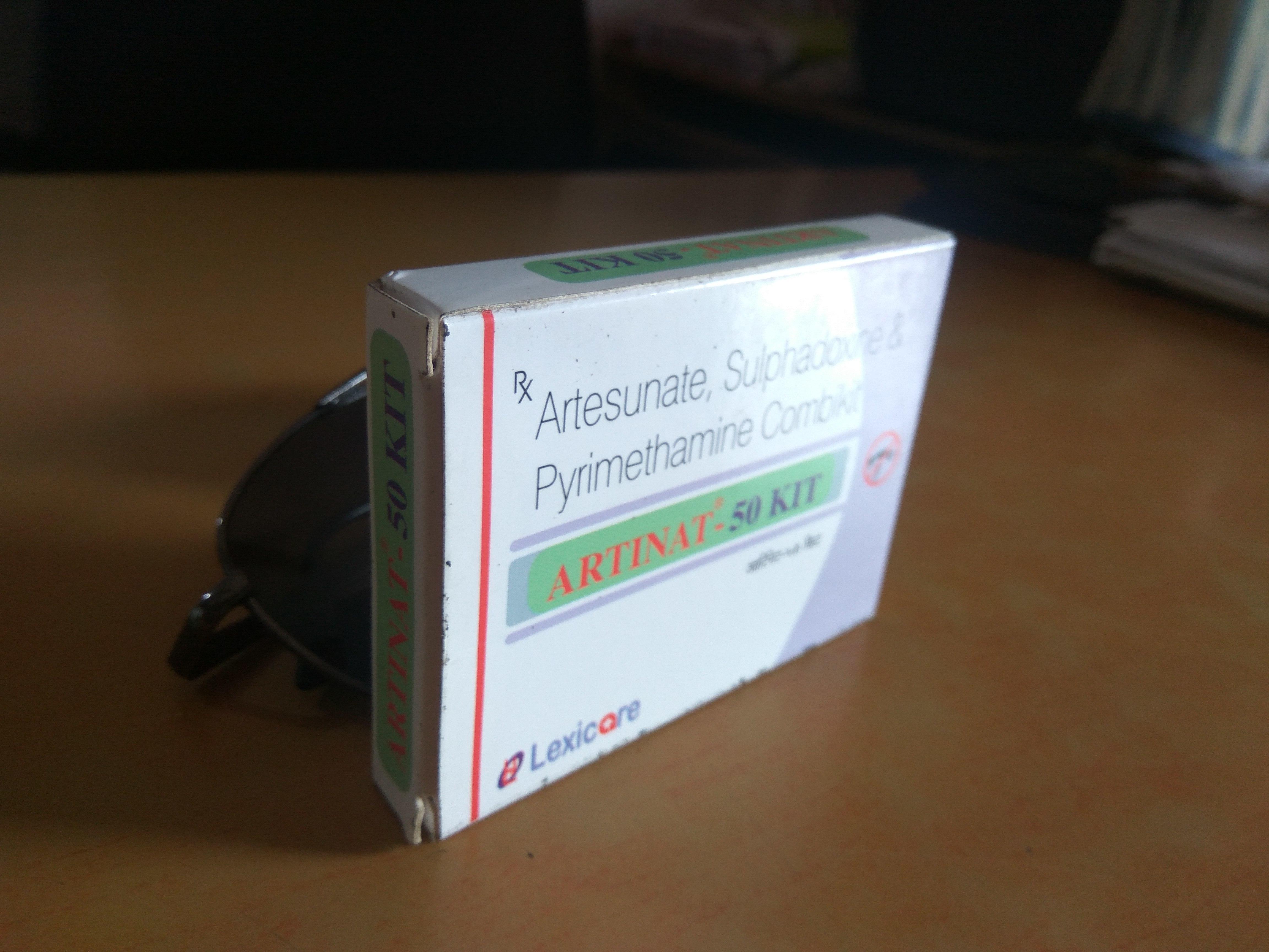 Artesunat Tablets