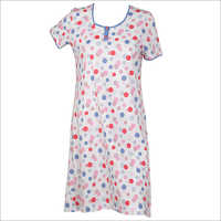 Ladies Round Neck Nighty
