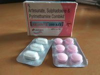 Artesunate and sulphadoxine and Pyrimethmine Tablets