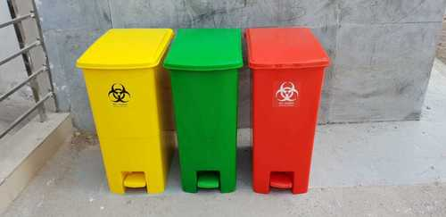 Bio Medical Waste Bin 50L