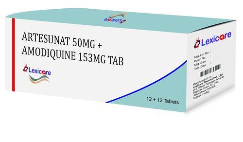 Amodiquine 153 MG Tablets