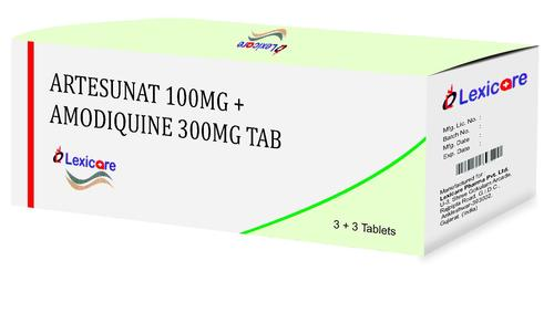 Artesunat and Amodiquine Tablets