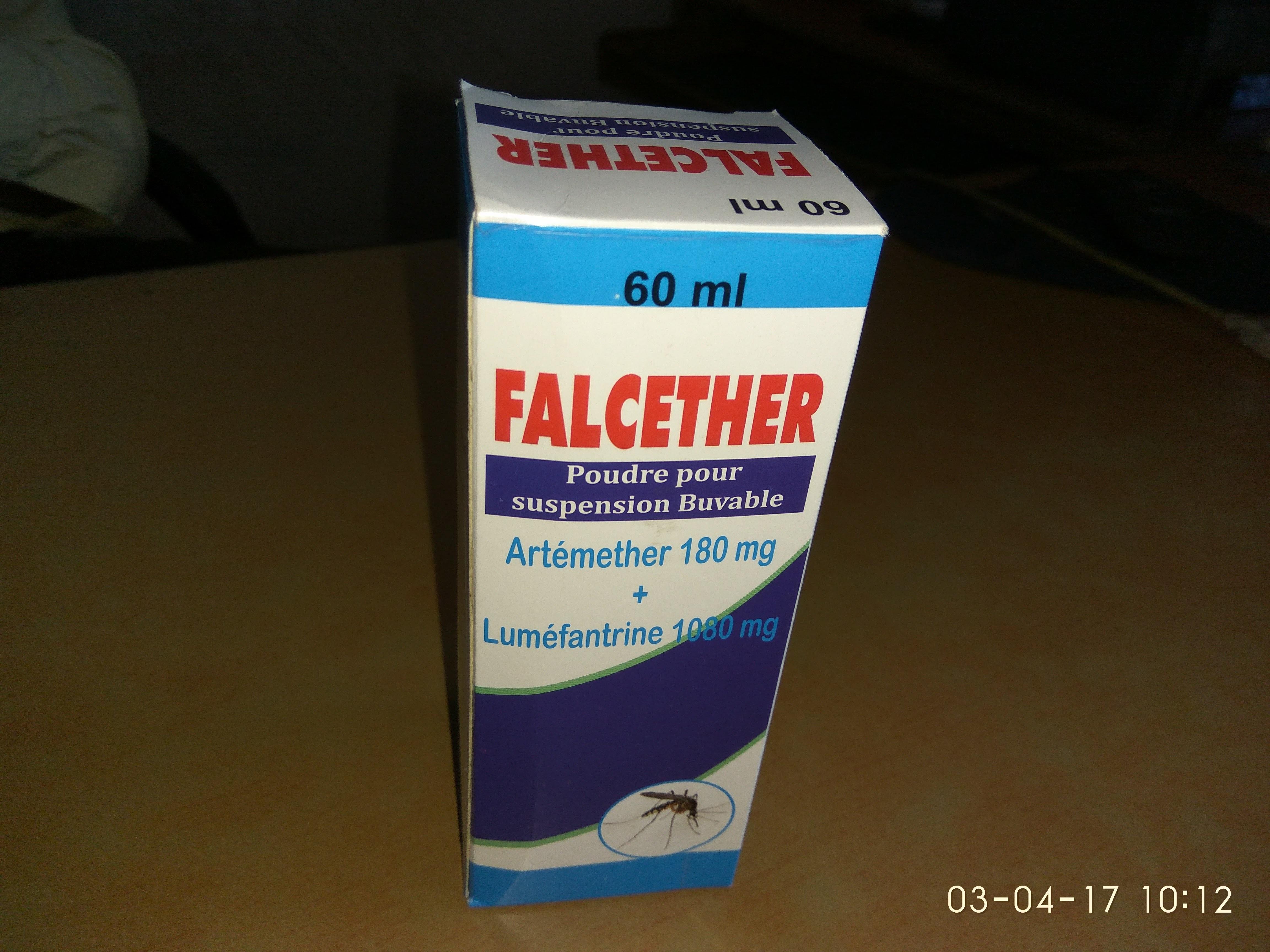 Lumefantrine Dry Syrup