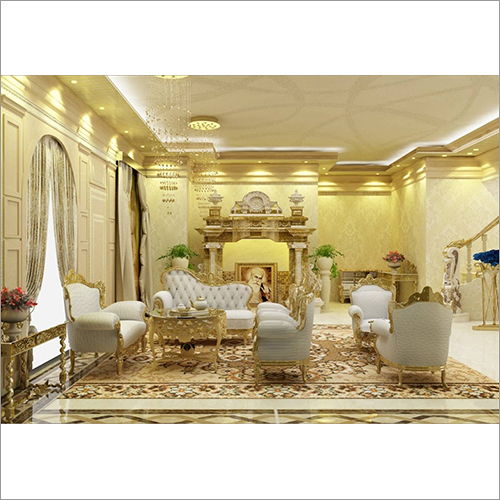 Dinning Hall Interior Decoration