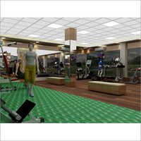 Gym Interior Decoration