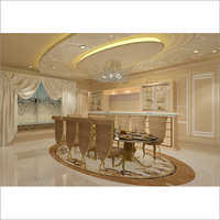Hall Interior Designing