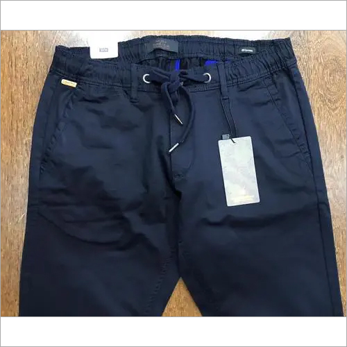 Mens Jogger Denim Jeans